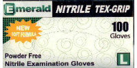 Tex-Grip Powder-Free Nitrile Exam Gloves – 4 Mil