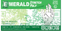 Emerald General Purpose Stretch Poly Gloves